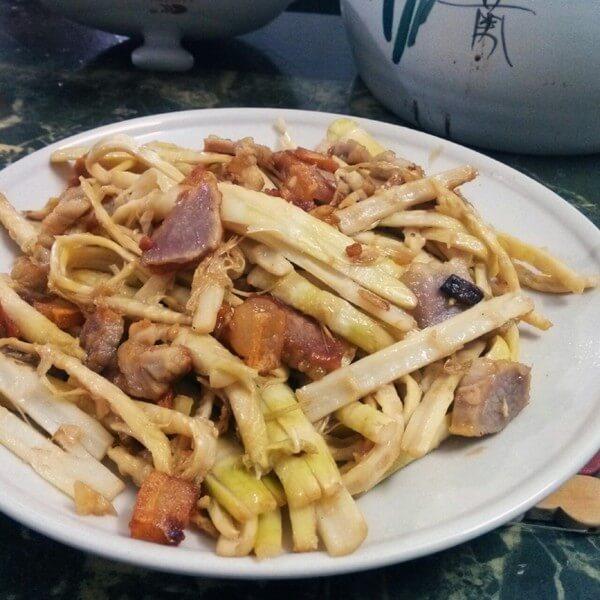 春笋小炒肉