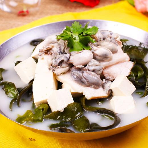 海带节炖豆腐