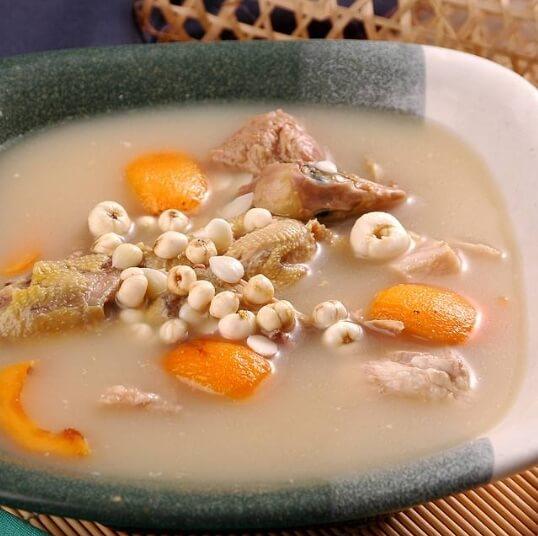 川贝鹧鸪汤