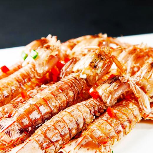 红烧皮皮虾