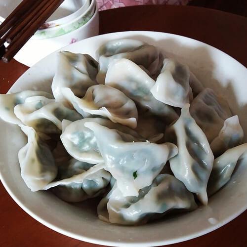 超级好吃的饺子