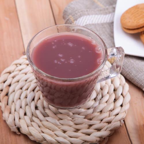 原味红豆豆奶