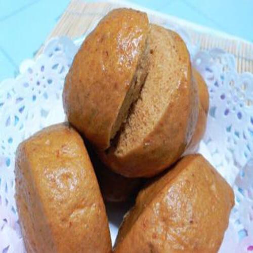 自制红糖小麦胚芽面包