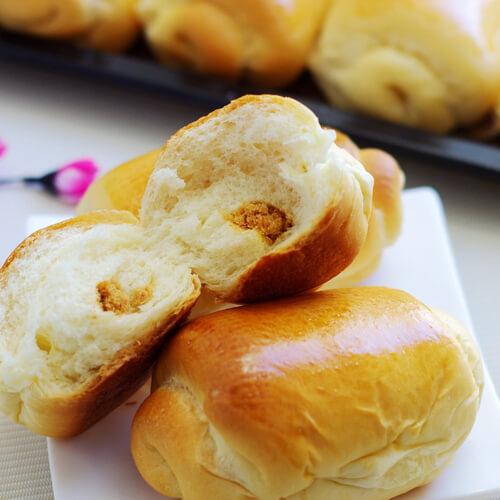 红枣红糖小面包
