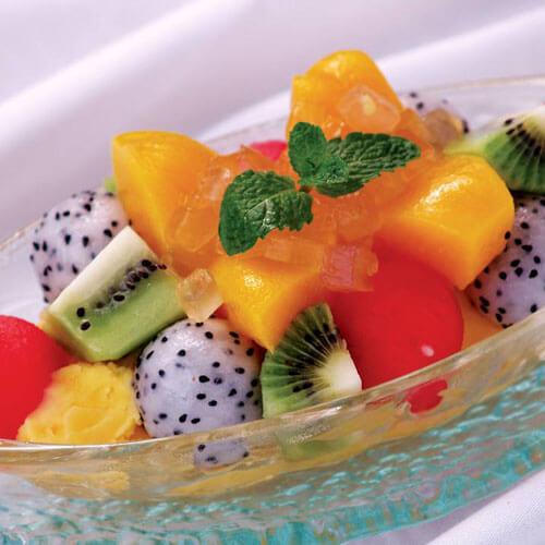 水果捞燕窝