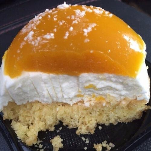 椰汁椰蓉蛋糕