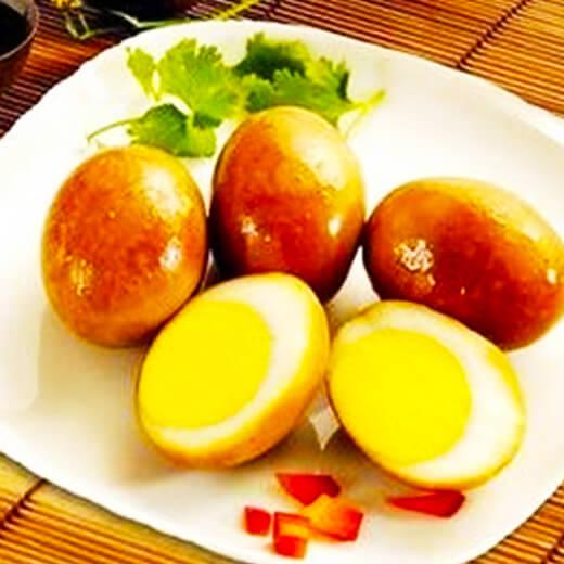 自制卤鸡蛋