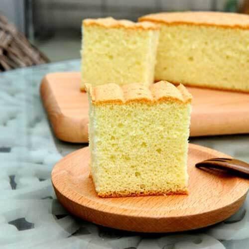 法式海绵蛋糕(原创)