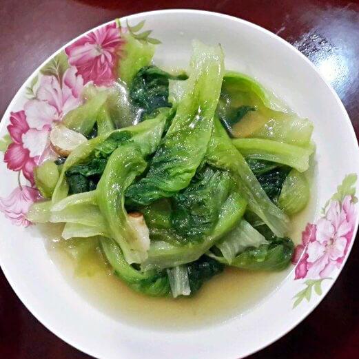 特制苦味生菜