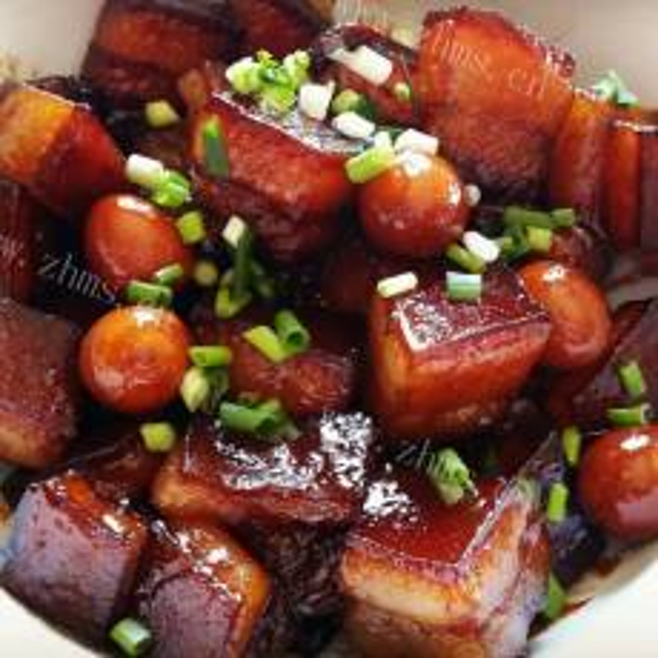 美味陈皮焖肉