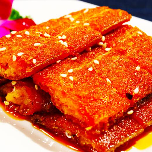 易做的蚝油秋刀鱼