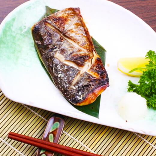 自己做的葱香烧海鱼