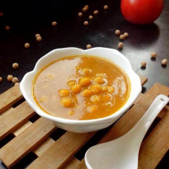 咖喱鹰嘴豆
