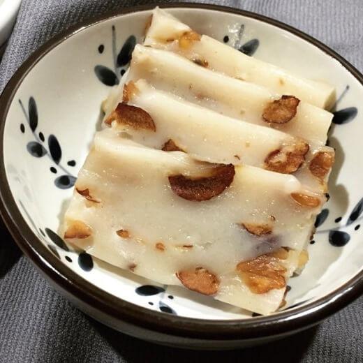 牛奶红枣年糕