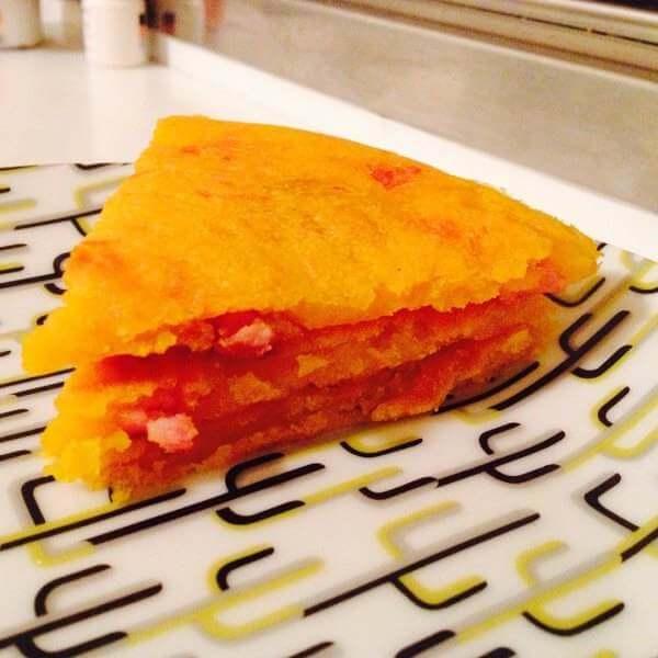 韩国南瓜煎饼