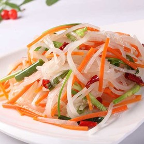 酸菜萝卜丝