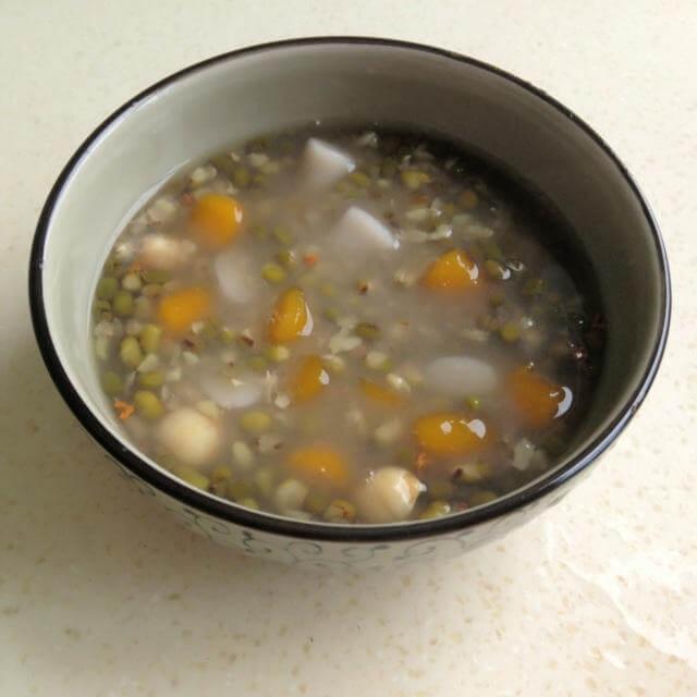 香甜绿豆汤