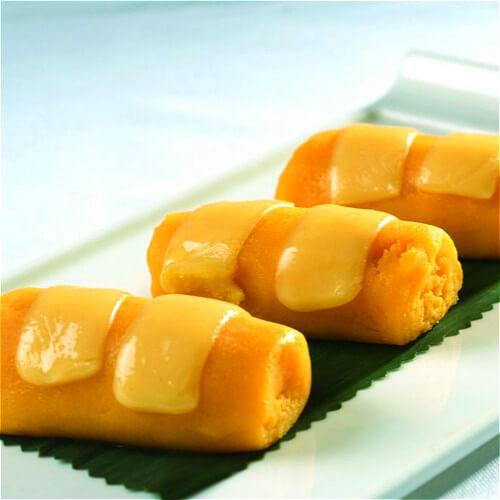 蒜香焗薯角