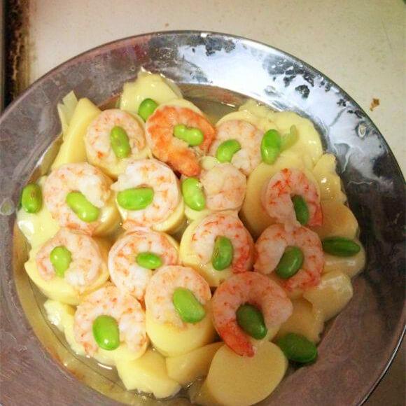 日本豆腐汇虾仁