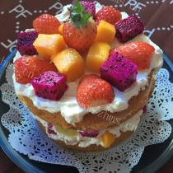 缤纷小蛋糕