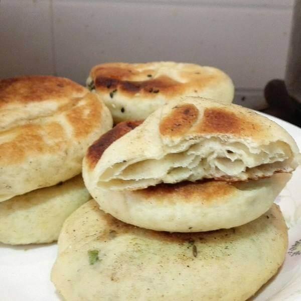 小茴香煎饼