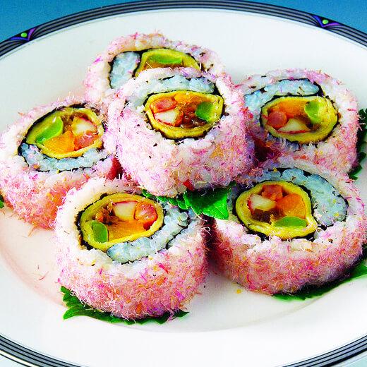 樱花加州寿司