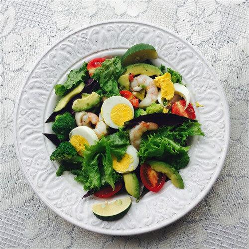 圆白菜沙拉