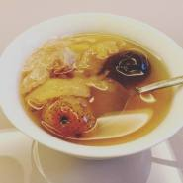 好喝的清苹果山楂汤