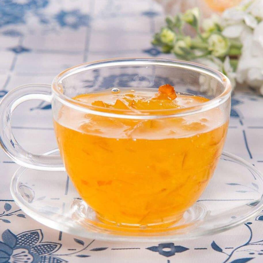 蜂蜜柚子饮料