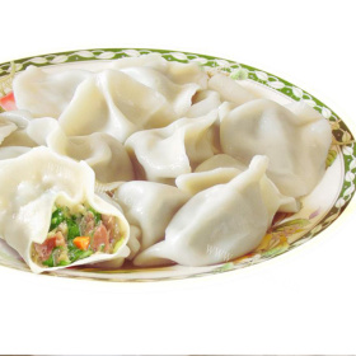 牛肉杏鲍菇水饺