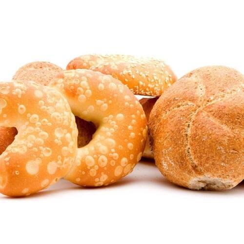 意式香蒜橄榄面包