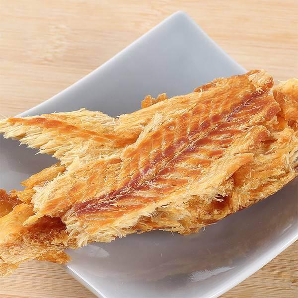 水煮鳕鱼片