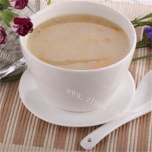 燕麦炒米绿茶