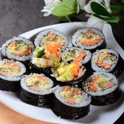 延吉紫菜卷