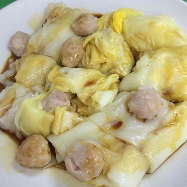 毛芋烩鸡蛋肉丸