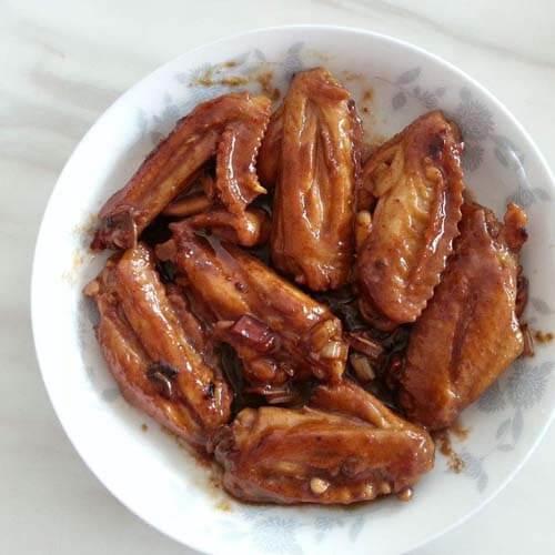 十三香鸡翅