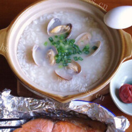 虎鱼汤白萝卜生蚝粥