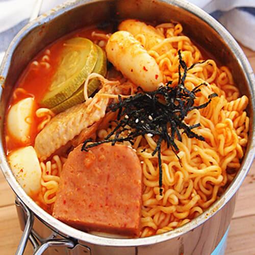 好吃的韩式芝士