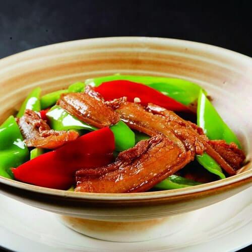 酱香野猪肉