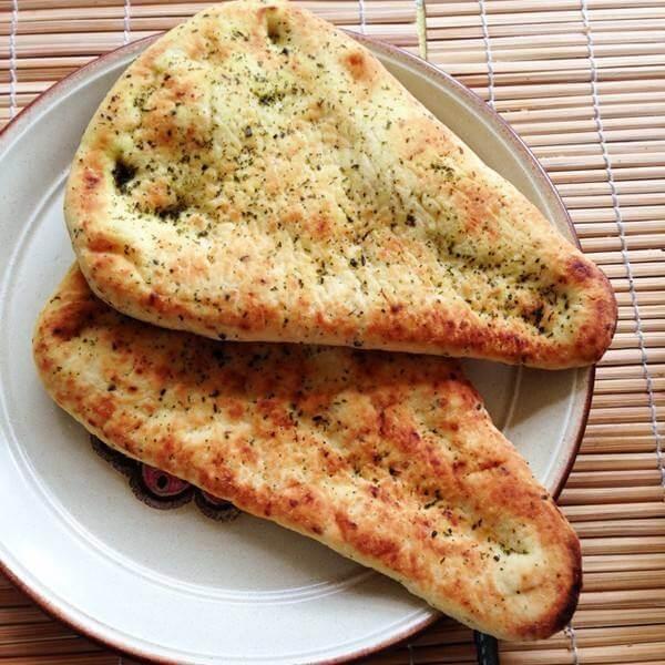 爱上咖喱海鲜饼