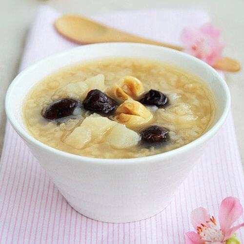 薏米五加皮红枣粥