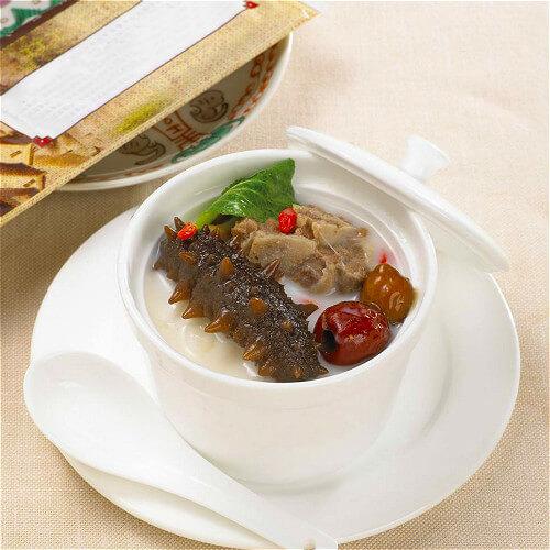 海参鲜汤煲