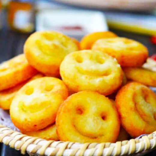 土豆五香饼