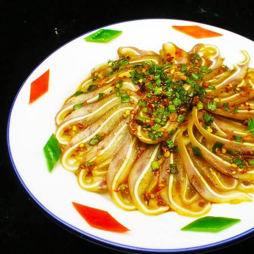 东北家庭版凉菜