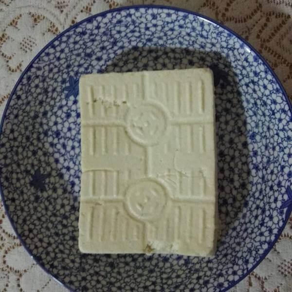 自制盐卤豆腐