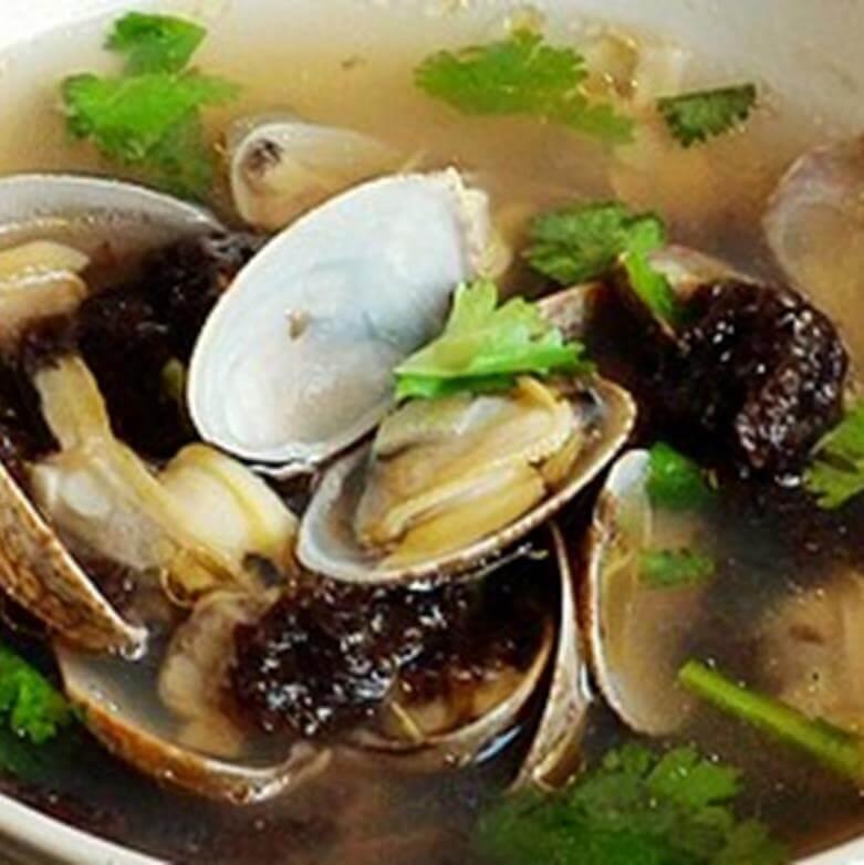 【手工美食】紫菜蛤蜊