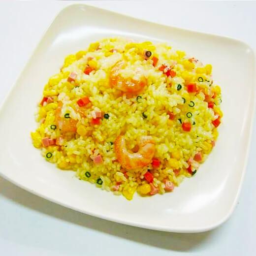 意式青酱炒饭