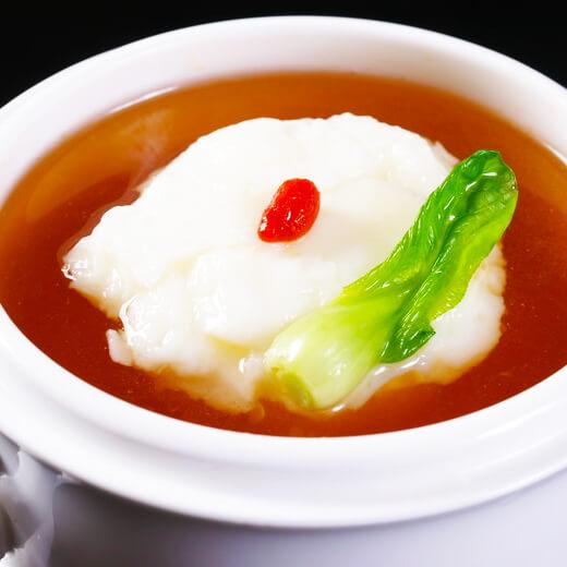 解暑营养豆花