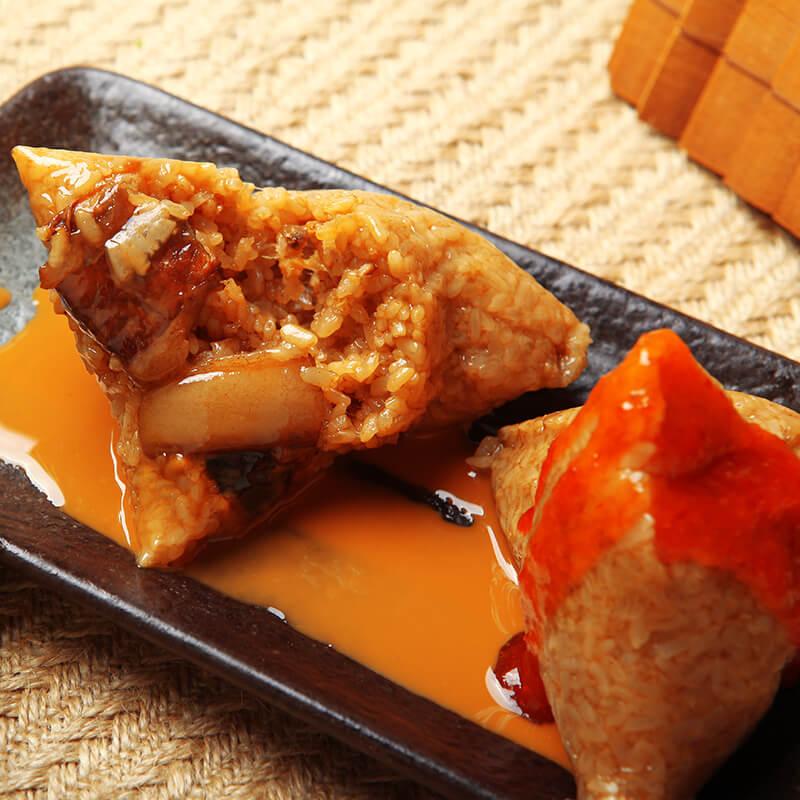 闽南风味肉粽