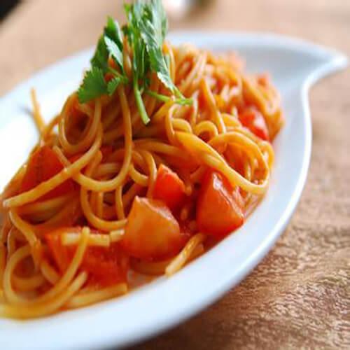 好吃的番茄拌粉